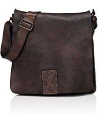 Campomaggi - Small Messenger Bag - Lyst