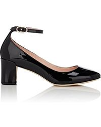 Repetto - Electra Patent Leather Mary Jane Pumps - Lyst