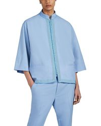 Haider Ackermann - Grandad Kimono Shirt - Lyst