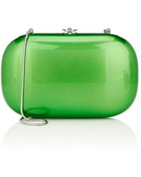 Jeffrey Levinson Elina Plus Clutch - Green