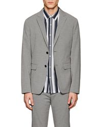 Theory - Clinton Micro-houndstooth Two - Lyst