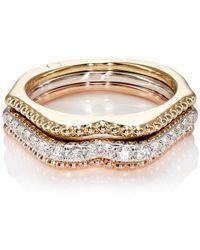 Raphaele Canot - Omg! Stacked Ring - Lyst