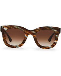 Thierry Lasry Gambly Sunglasses - Brown
