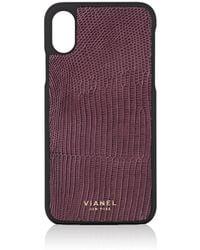 Vianel - Alligator Iphone® X Case - Lyst