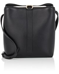 Proenza Schouler - Frame Leather Crossbody Bag - Lyst