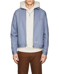 Dickies Construct - Logo Cotton Mechanic's Jacket - Lyst