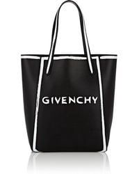 Givenchy - Stargate Leather Tote Bag - Lyst