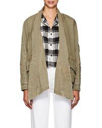 Greg Lauren - Thedrop@barneys: Cotton Ripstop Kimono Jacket - Lyst