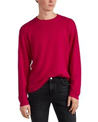 RTA - Embroidered Wool-cashmere Sweater - Lyst