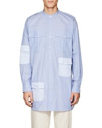 JW Anderson - Cotton Military Tunic - Lyst