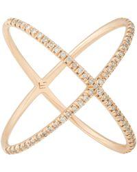 Eva Fehren - X Ring Size 7 - Lyst