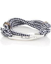 Giles & Brother - Rope Wrap Bracelet - Lyst