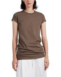 Rick Owens - Level Cotton T-shirt - Lyst