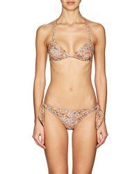 Étoile Isabel Marant - Shayla Triangle Bikini Top - Lyst
