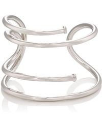 Jennifer Fisher | Large Pipe Cuff | Lyst