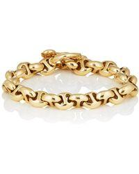 Hoorsenbuhs - Open-link Bracelet - Lyst