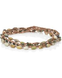 Feathered Soul - #sooth Wrap Bracelet - Lyst