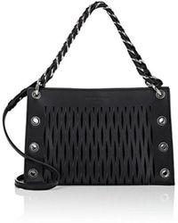Sonia Rykiel - Le Baltard Leather Double Crossbody Bag - Lyst
