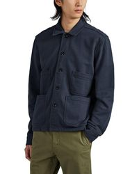 Alex Mill - Workers Cotton Jacket - Lyst