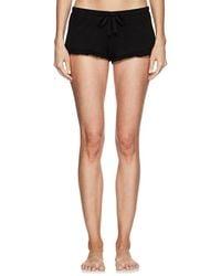 Skin - Raffaela Short (heather Grey) Women's Underwear - Lyst
