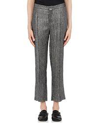 Isabel Marant - Dansley Metallic Trousers - Lyst