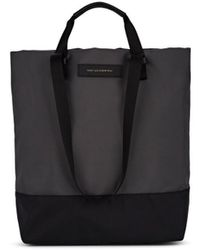 Want Les Essentiels De La Vie Dayton Shopper Tote Bag - Gray