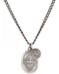 Miansai - Dove Pendant Necklace - Lyst