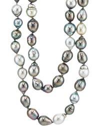 Samira 13 - Tahitian Pearl Necklace - Lyst