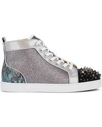 897b137e3d9 Lou Pik Pik Orlato Sneakers - Blue