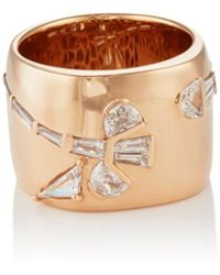Nak Armstrong - Wrapped Crocus Ring Size 7 - Lyst