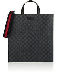 Gucci - GG Supreme Tote Bag - Lyst