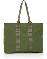 Herschel Supply Co. - Oversized Canvas Tote Bag - Lyst