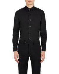 Paul Smith - Cotton-blend Poplin Dress Shirt - Lyst
