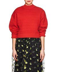 3.1 Phillip Lim - Zigzag-knit Silk - Lyst