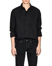 Simon Miller - Pioche Slub Linen Shirt - Lyst