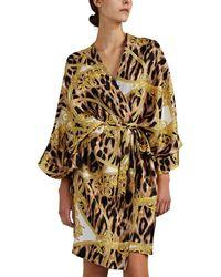 Versace Leopard & Baroque - Multicolor
