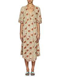 Natalie Martin - Coco Floral Midi-dress - Lyst