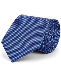 Ralph Lauren Purple Label - Neat Silk Necktie - Lyst