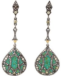 Sevan Biçakci - Mosaic Drop Earrings - Lyst