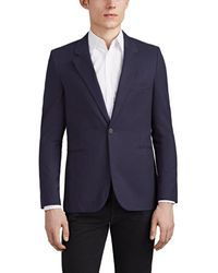 The Row - Michel Cotton-cashmere One-button Sportcoat - Lyst