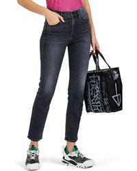3x1 - W3 Stevie Straight Jeans - Lyst