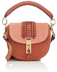 Altuzarra - Ghianda Mini Saddle Bag - Lyst