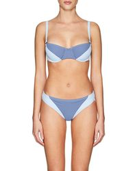 Flagpole Swim - Electra Underwire Bikini Top - Lyst