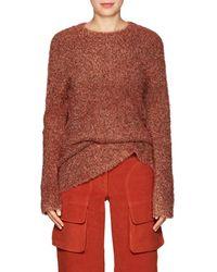 Sies Marjan - Courtney Metallic Knit Sweater - Lyst