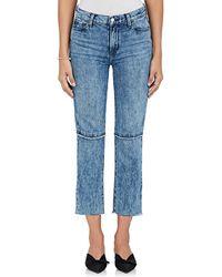 J Brand - Ruby Crop Jeans - Lyst