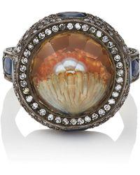 Sevan Biçakci - Pearl & Clam Shell Intaglio Ring - Lyst