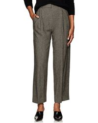 The Row - Nica Houndstooth Trousers - Lyst