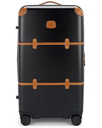 Bric's Bellagio 28 Spinner Trunk - Black