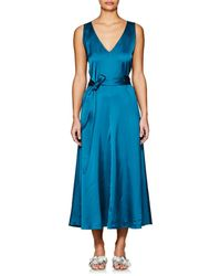 Giada Forte - Belted Maxi Dress - Lyst