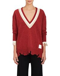 D-ANTIDOTE - Distressed Wool - Lyst
